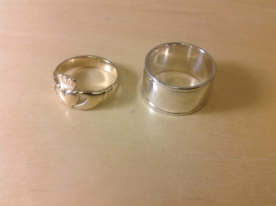 We repair, refurbish, remodel all sorts of Jewellery  We Gold